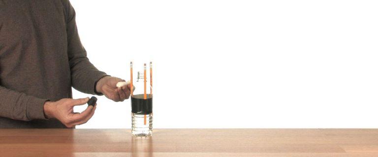 Chemistry Rocket (Acid/Base Reaction) | Experiments | Steve