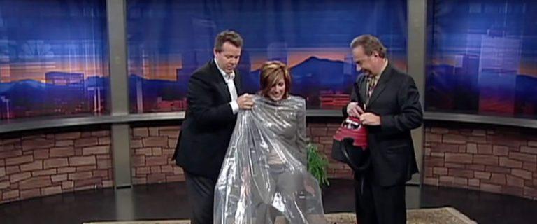 Shrink Wrap Science - Step 1