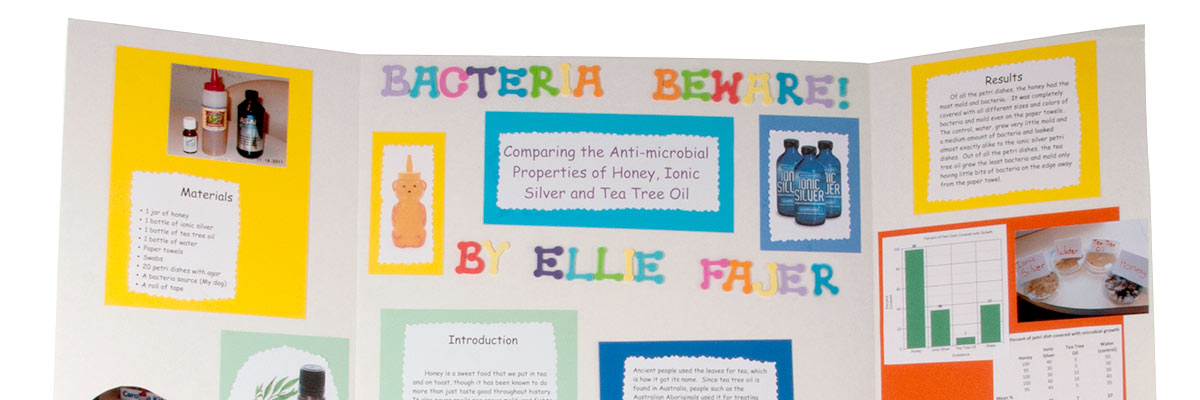 10 Simple Science Fair Display Tips Science Experiments