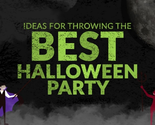 ideas for throwing the best halloween party