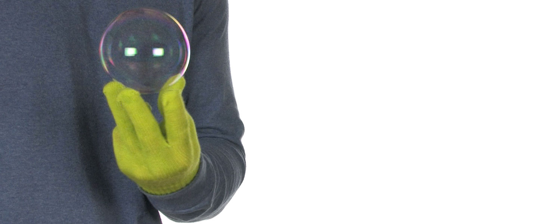 Bouncing Bubble | Experiments | Steve Spangler Science