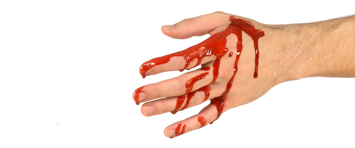 Perfect Fake Blood - Easiest Recipe Ever Step 5