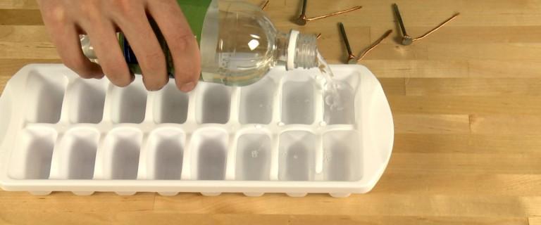 Ice Tray Battery Science Experiments Steve Spangler