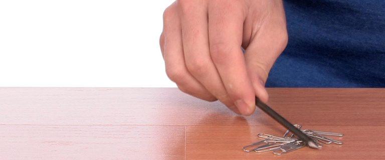 Evde Magnet - Tırnak Testi