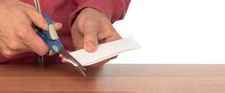 How to Step Through an Index Card - Step