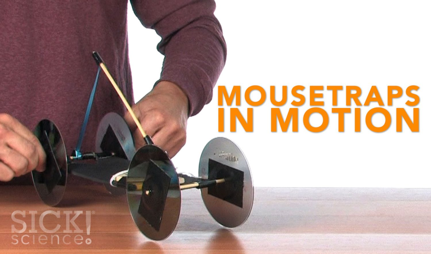 mousetraps in motion