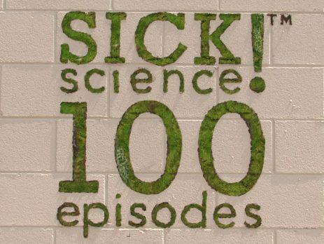 Moss Graffiti – SICK Science