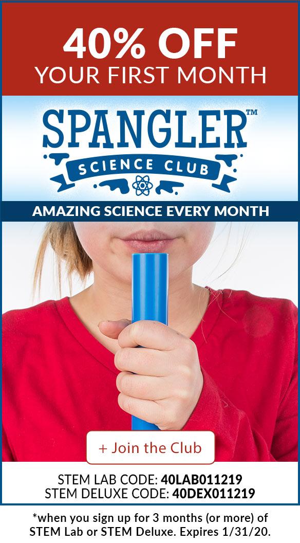 Spangler Club January