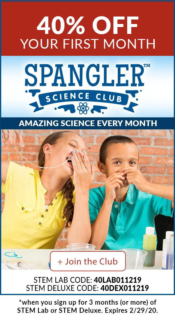 Spangler Club February