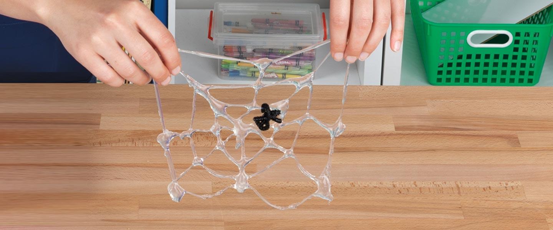 STEM Spiderwebs