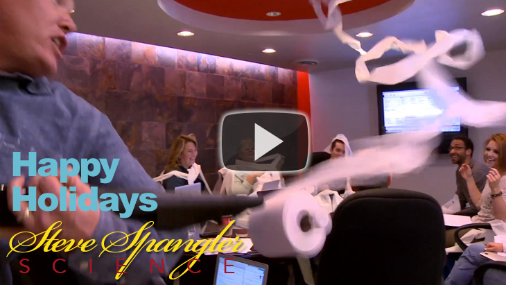 Top 12 Gifts - Happy Holidays from Steve Spangler Science