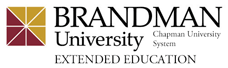 Brandman University - Extended Education - Chapman University System