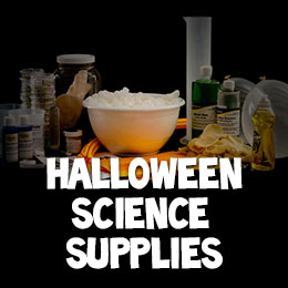Halloween Science Party Kits Filled with Ooohs & Ahhhs!