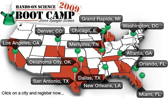 2009 Boot Camp Tour