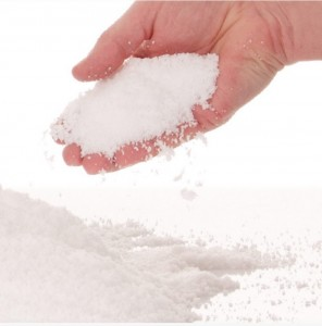 Make Insta-Snow in Your Hands Anytime