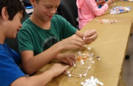The Spangler Science Experience Wows Kid City
