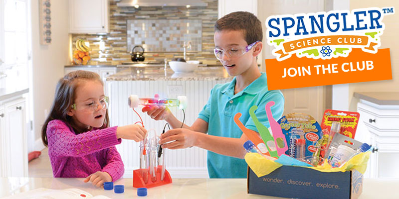 Spangler Science Club - Join the Club
