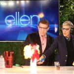 Steve on the Ellen Show