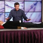 Ellen on a Bed of Nails with Steve Spangler