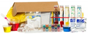 Each Spangler Science Club Kit contains tons of wonder!