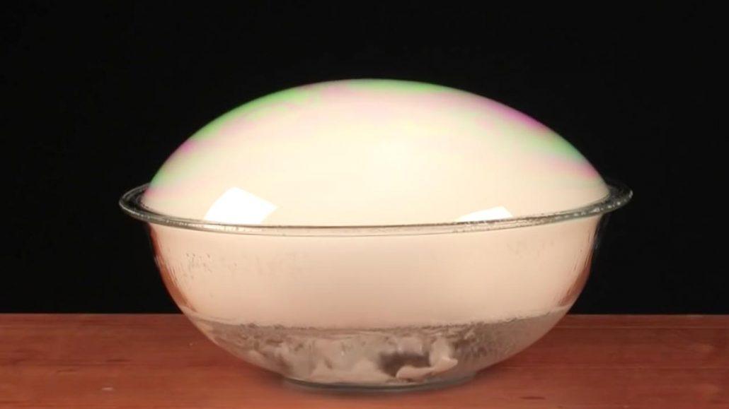 Dry Ice Crystal Ball Steve Spangler Science