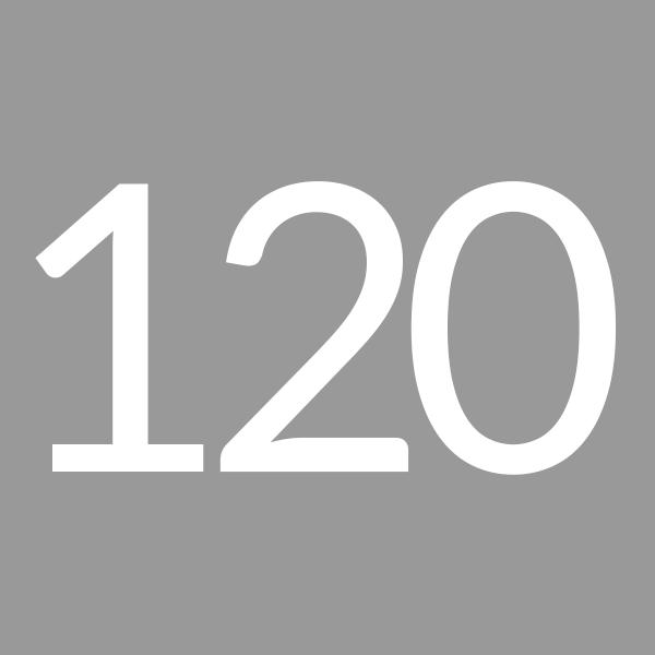 Quantity 120