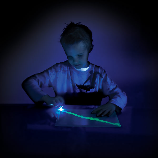 Glow-in-the-Dark Paper