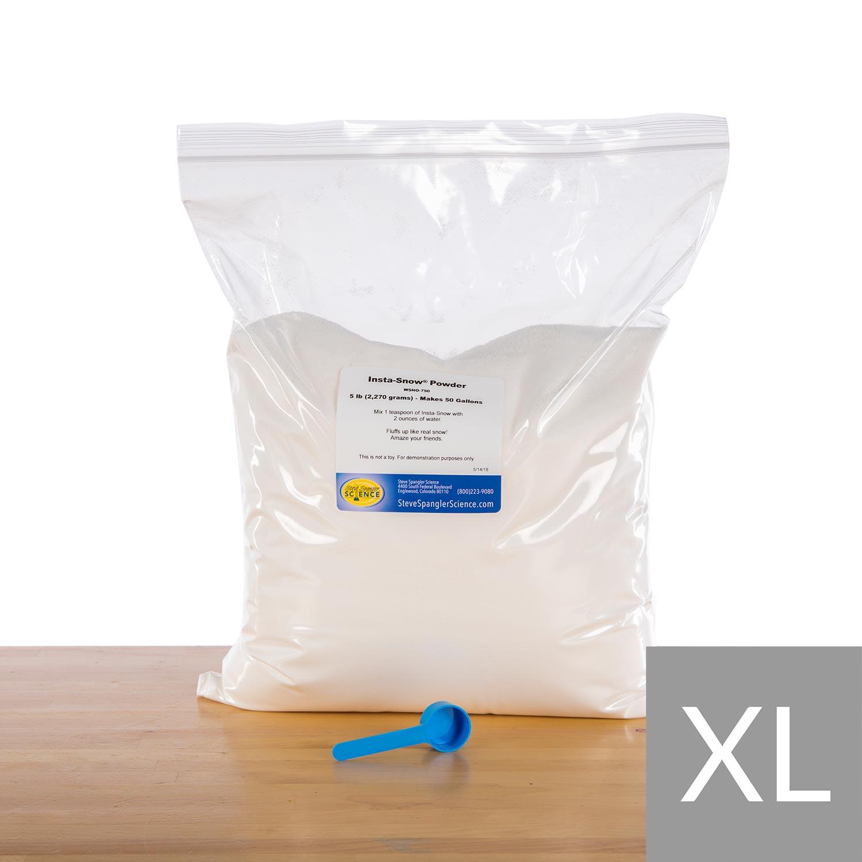XL - Makes 50 gal of Insta-Snow