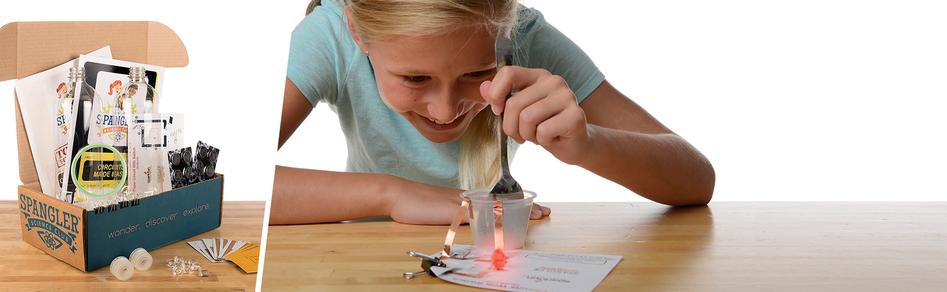 STEM Science Kit – Circuits Made Easy