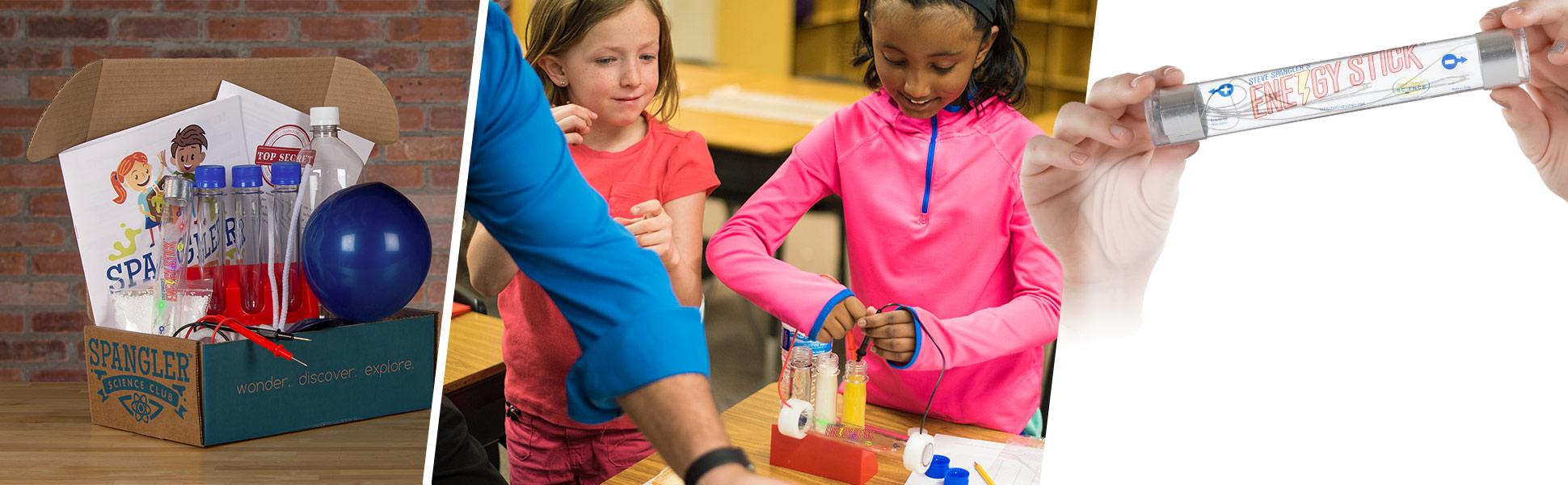 STEM Science Kit - It's Electric