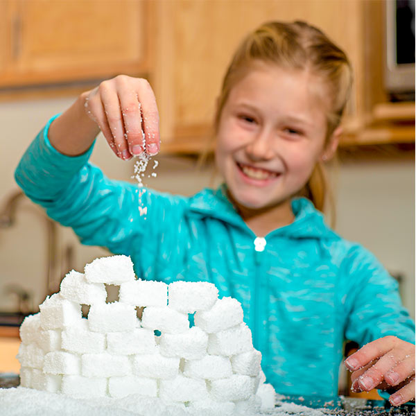 STEM Science Kit - Snow Day