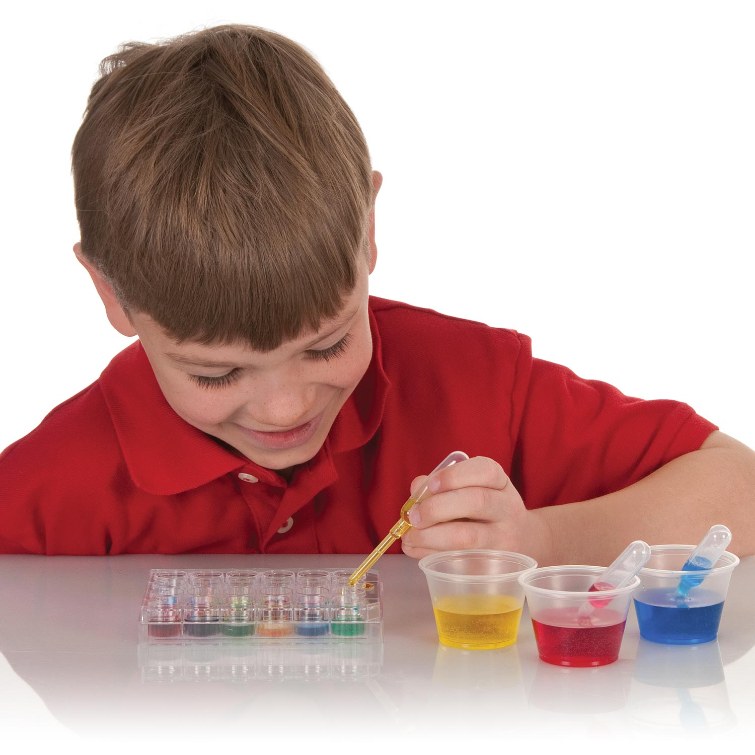 Splash of Color Classroom Kit