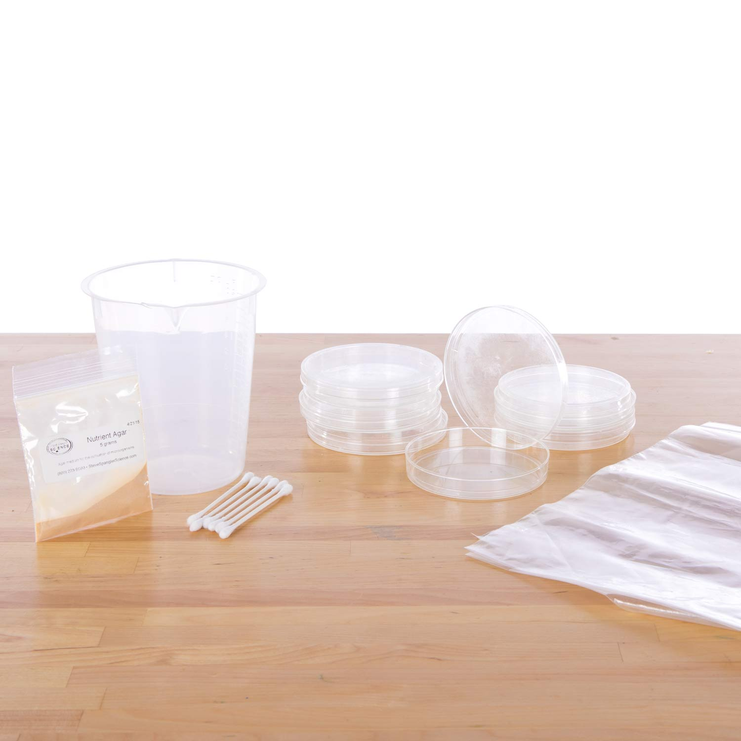 Growing Bacteria Kit