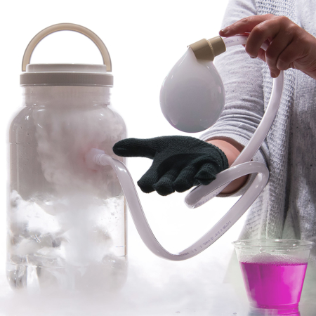 Boo Bubbles - Dry Ice Smoke Bubbles