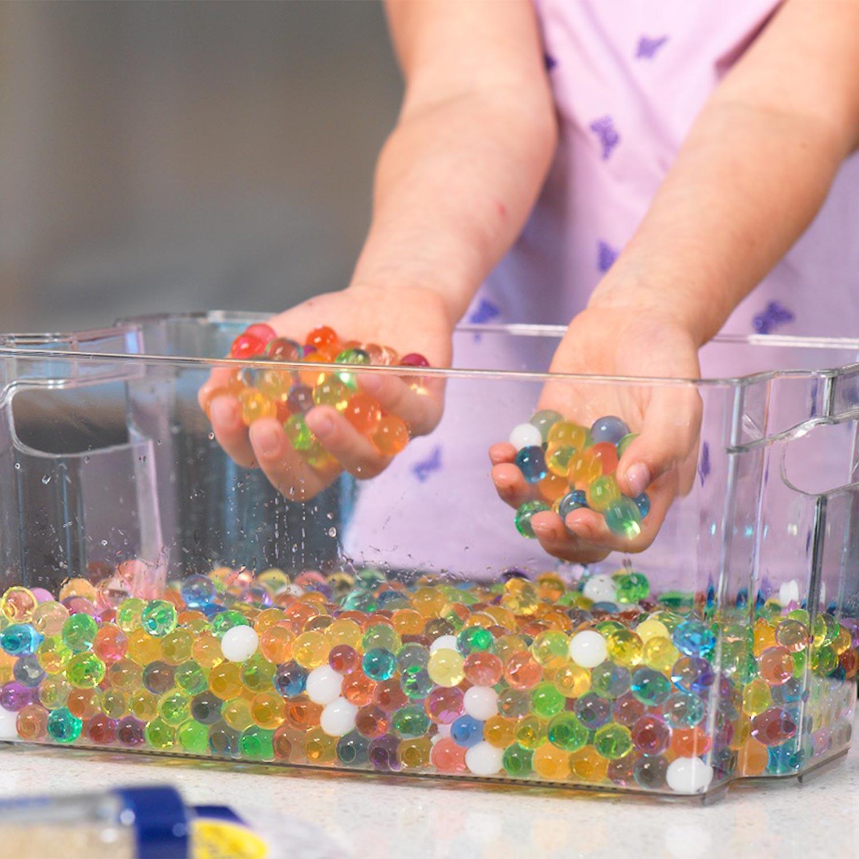 Big Bucket of Science - Colorful Growing Orbs