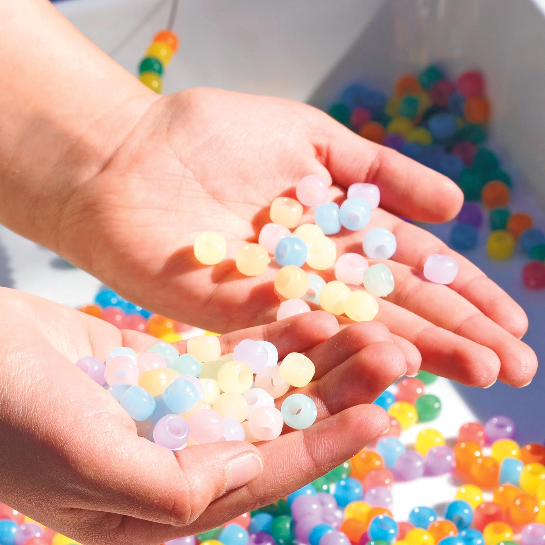 Big Bucket of Science - UV Beads
