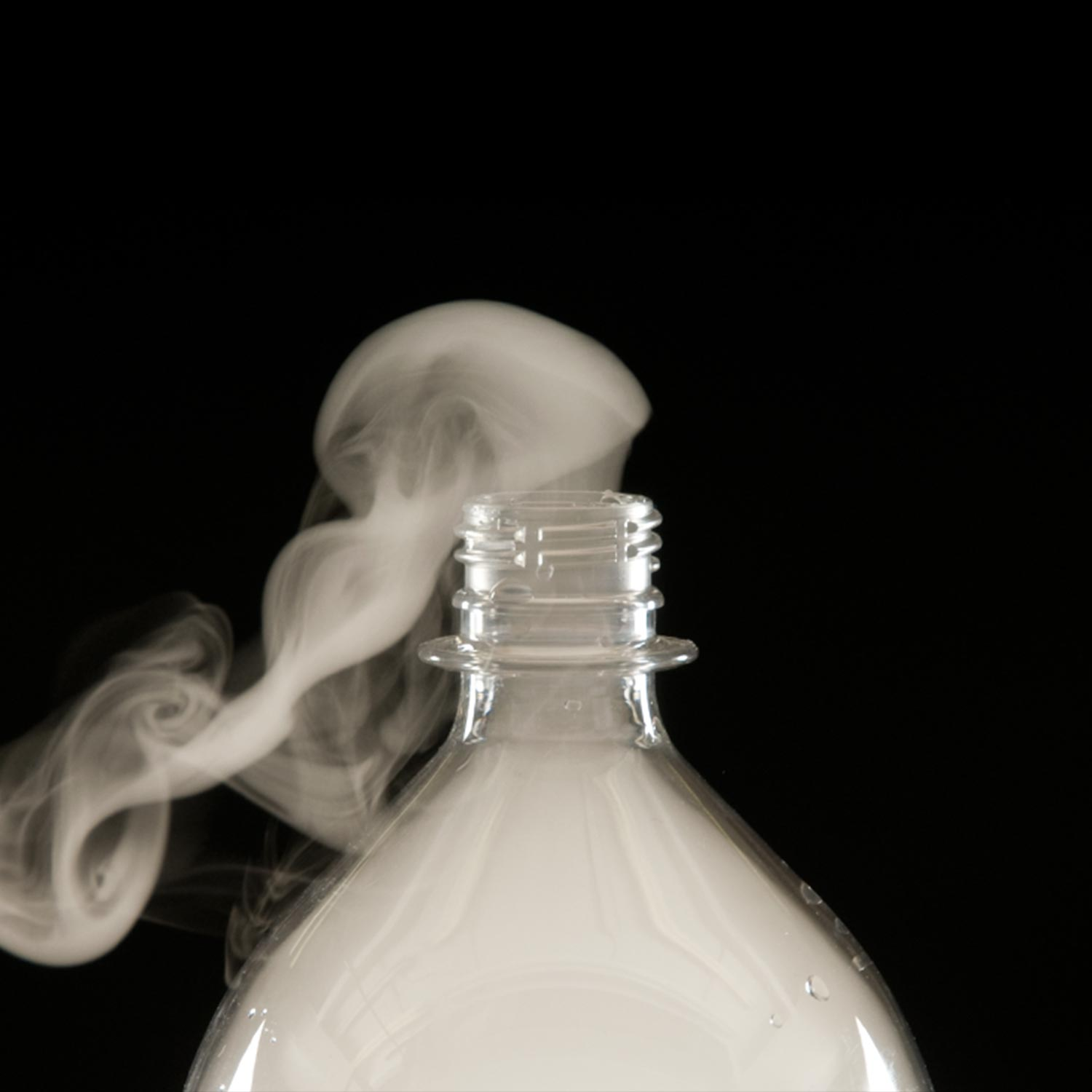 Cloud in a Bottle