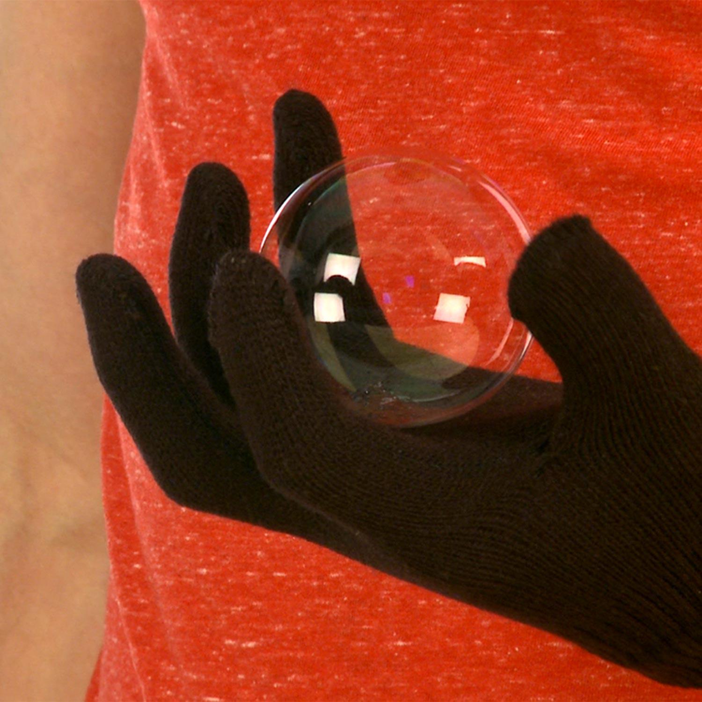 Bouncing Bubble