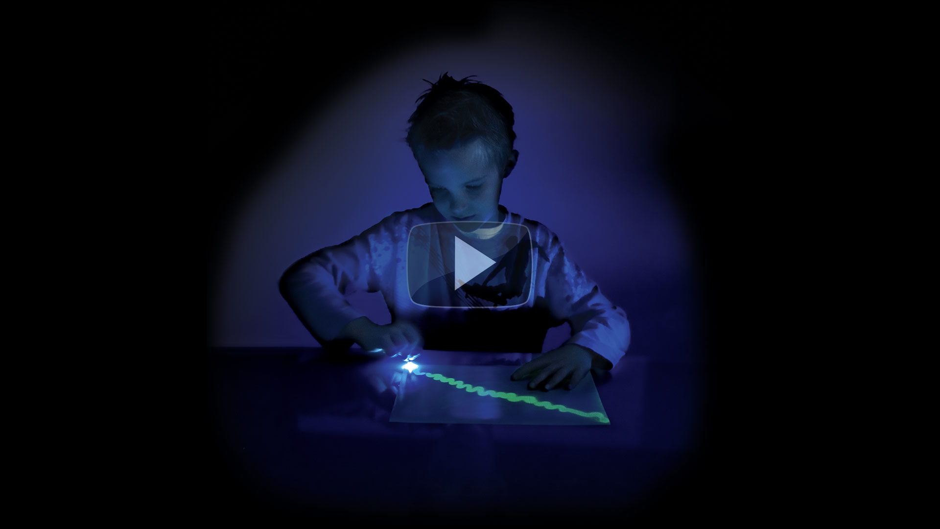 Glow in the Dark Paper - 15 pack