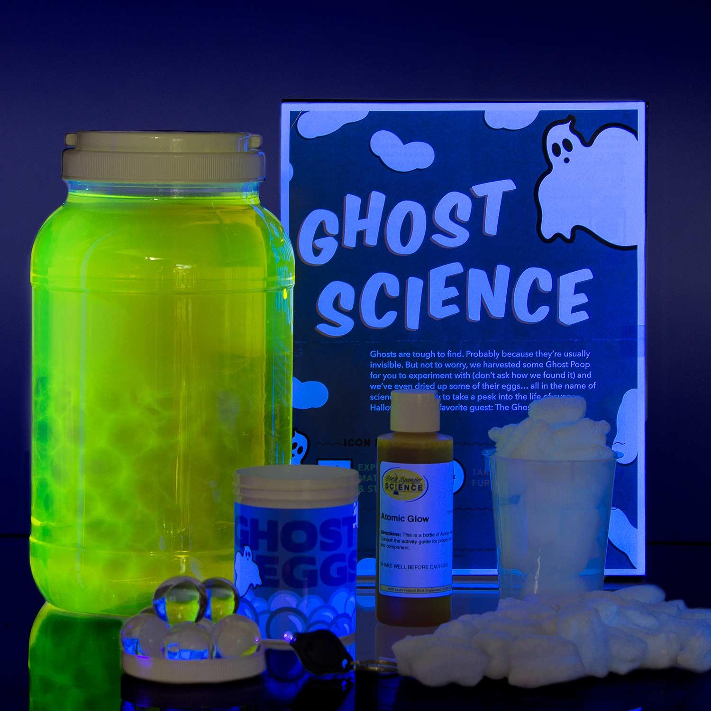 ghost science kit steve spangler science