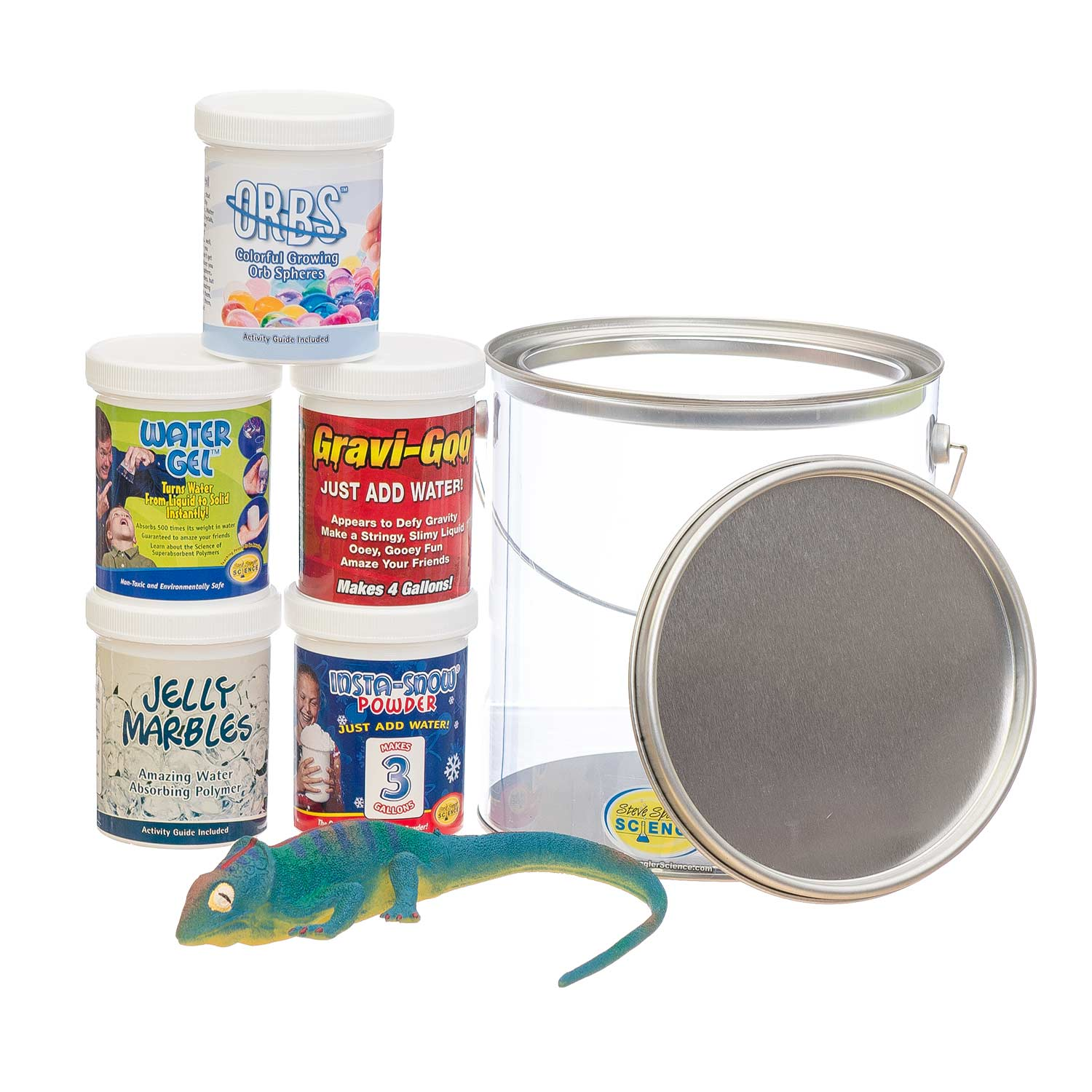 Larry's Lab - Polymer Science Kit