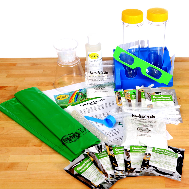 Leprechaun Science Kit