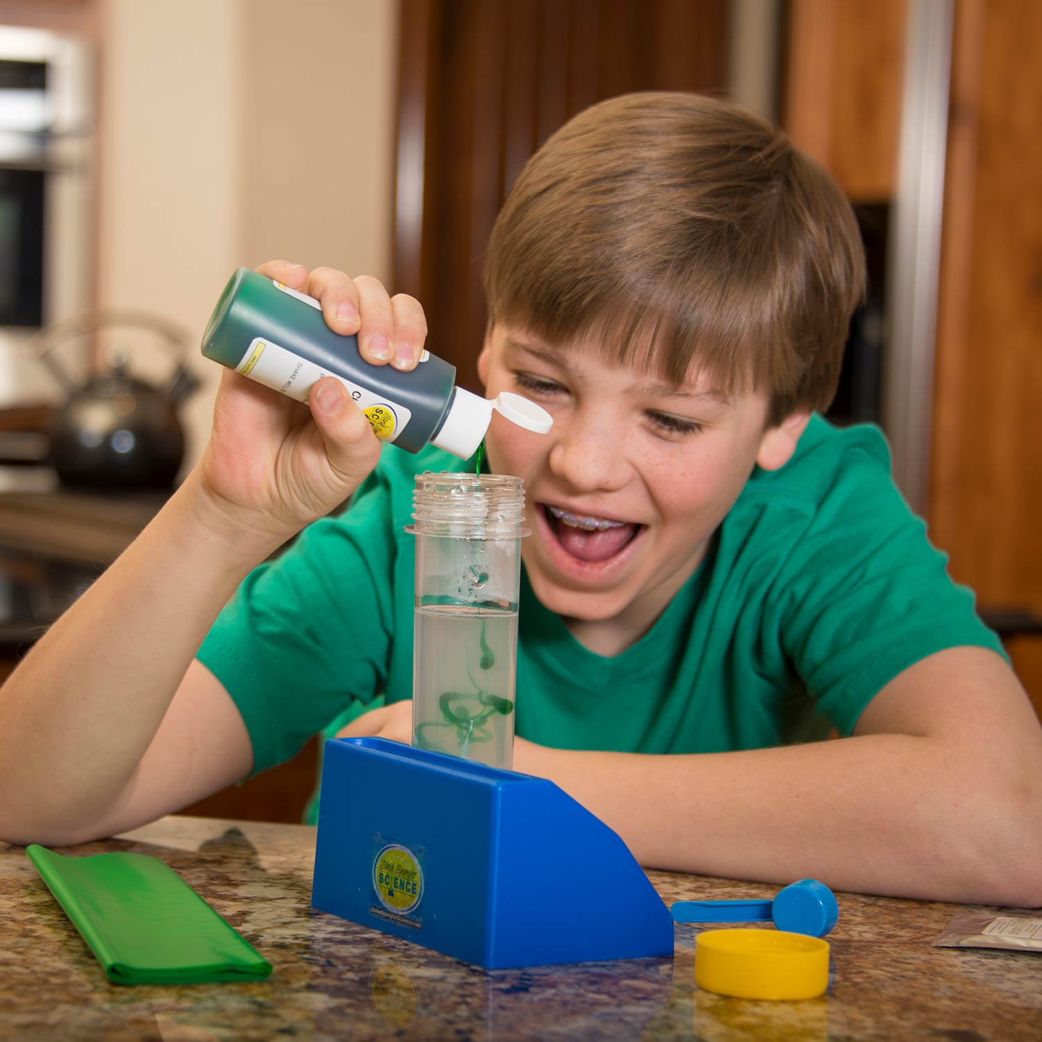 Leprechaun Science Kit