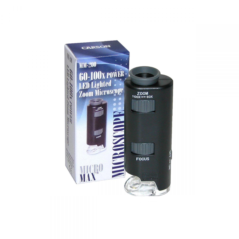 Pocket Lighted Microscope
