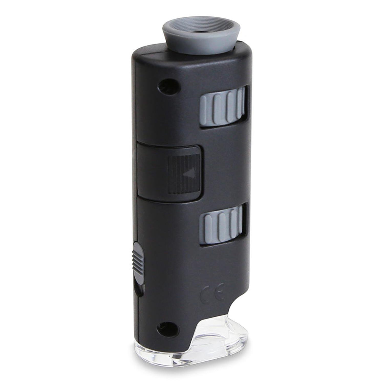Pocket-Lighted Microscope