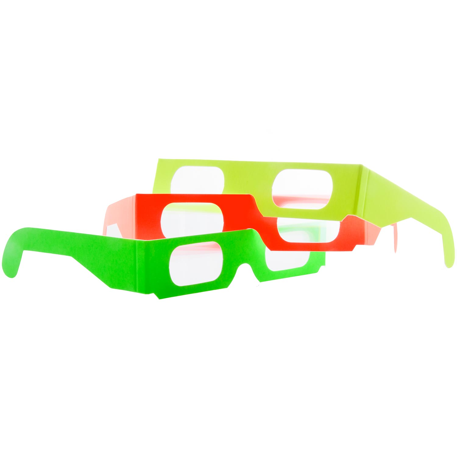 Fireworks Rainbow Glasses - 15 Pack