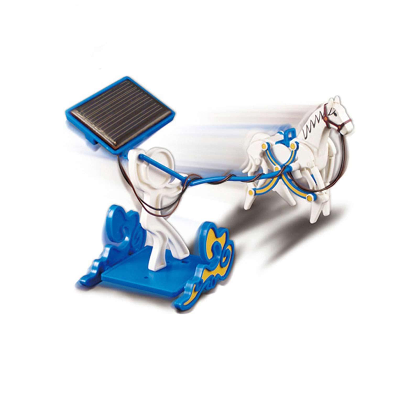 3-in-1 Solar Stallion