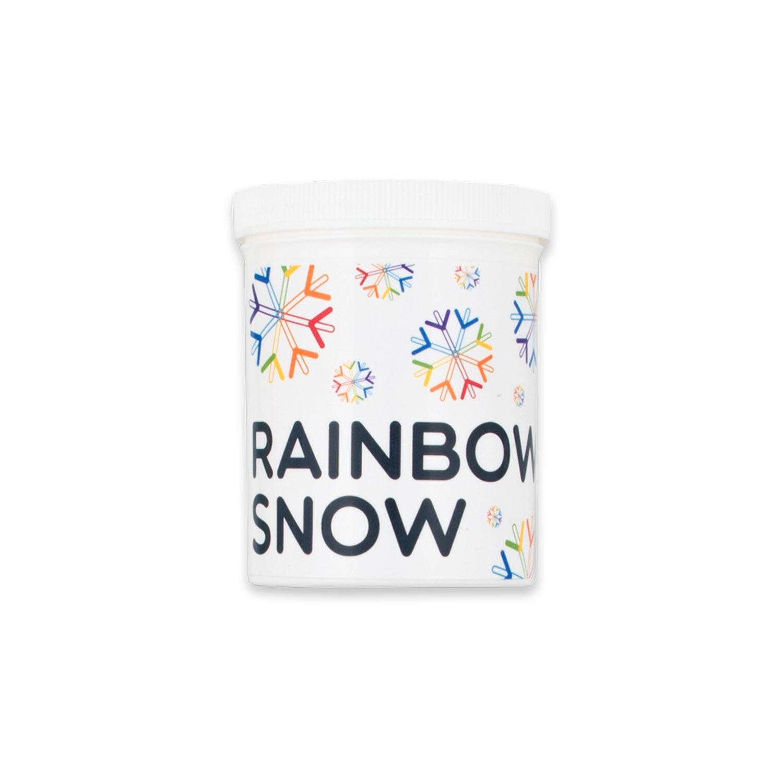 Rainbow Snow