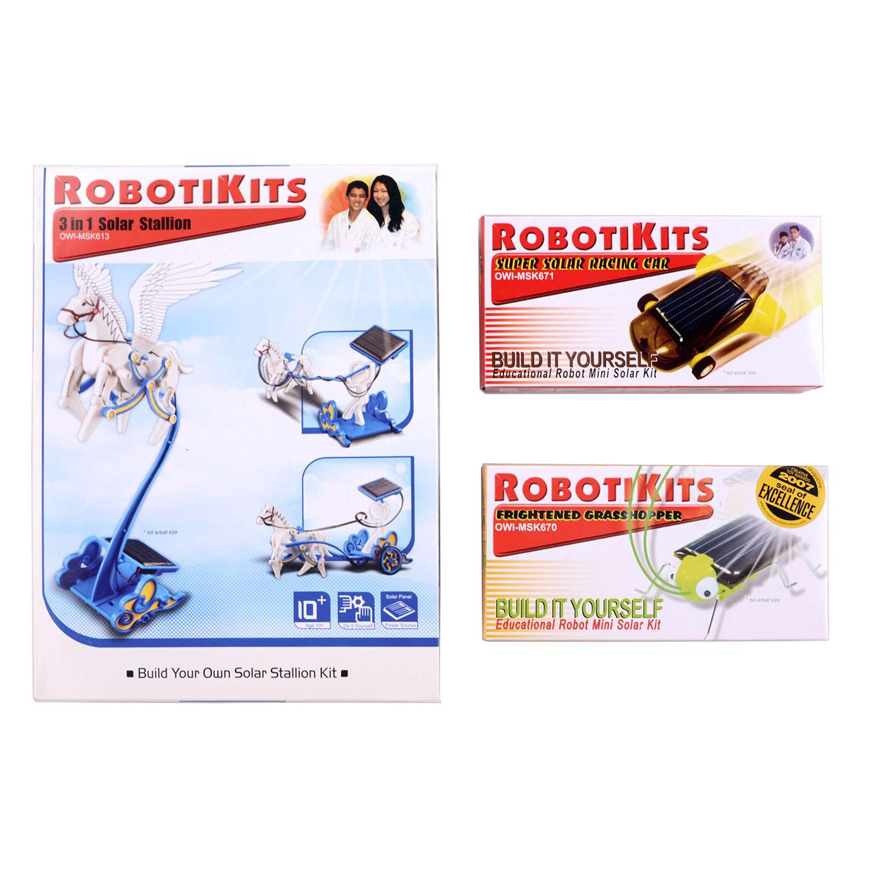 Solar Robot Bundle