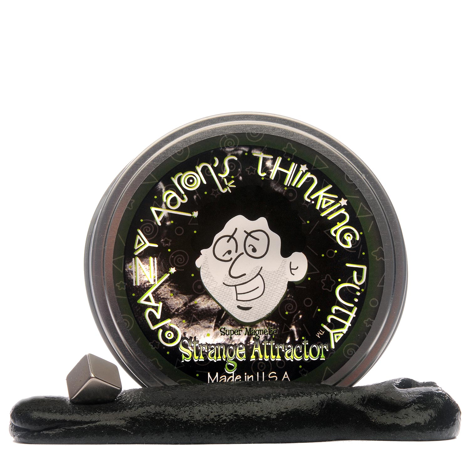Super Magnetic Thinking Putty